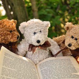 čtení s dětmi